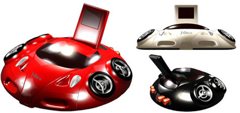 iCAR iPod Dock And Speaker » image 1