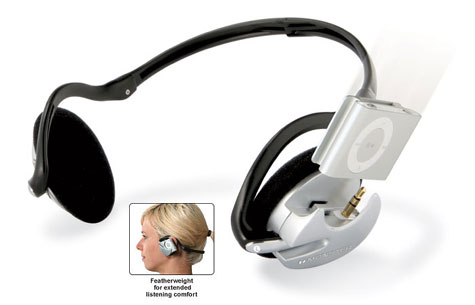 Monster iFreePlay Cordless Headphones for iPod Shuffle » image 1