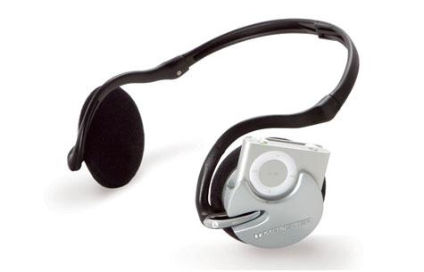 Monster iFreePlay Cordless Headphones for iPod Shuffle » image 2