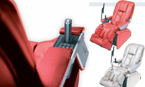 Inada D.6 Robostic Massage Chair » image 1