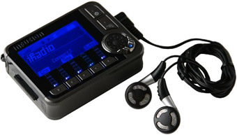 Torian InFusion Wi-Fi Mp3 Player Can Record Off of Internet Radio Stations » image 01