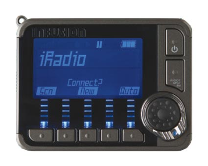 Torian InFusion Wi-Fi Mp3 Player Can Record Off of Internet Radio Stations » image 02