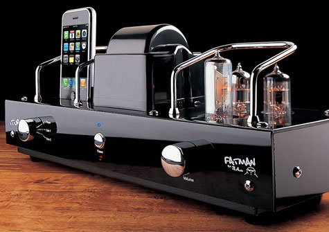 Vintage iPod Tube Amplifier/Charger » image 1