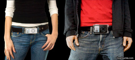 iPod Belt Buckle : Wear Your Music » image 2