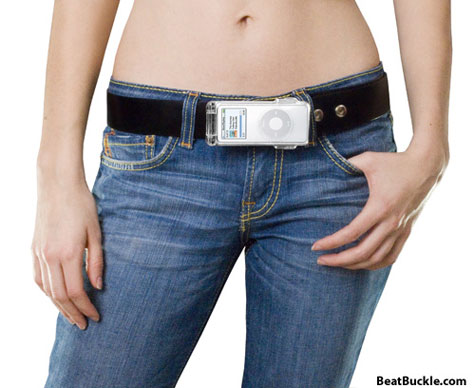 iPod Belt Buckle : Wear Your Music » image 3