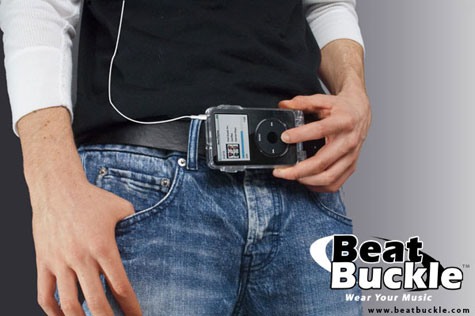 iPod Belt Buckle : Wear Your Music » image 4