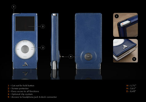Vaja iPod Nano 2 Cases » image 4