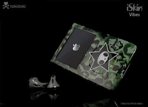 The Superb Tokidoki iSkin Vibes Skins For iPod » image 10