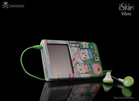 The Superb Tokidoki iSkin Vibes Skins For iPod » image 11