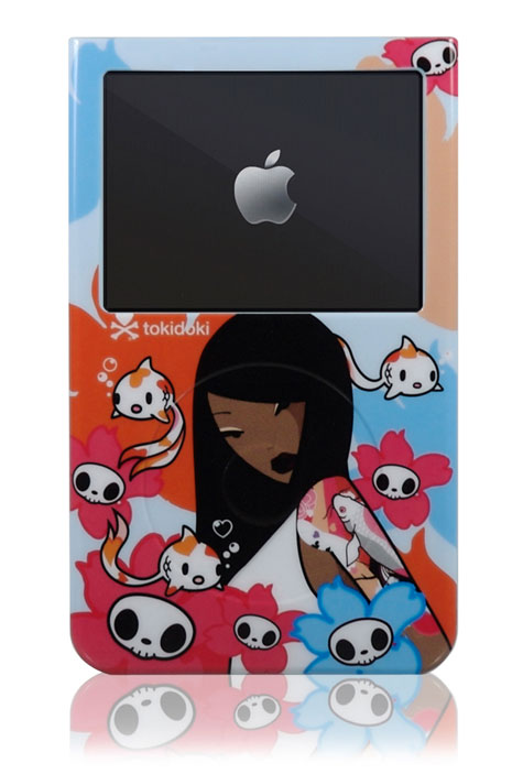 The Superb Tokidoki iSkin Vibes Skins For iPod » image 12