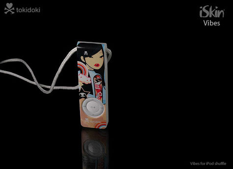 The Superb Tokidoki iSkin Vibes Skins For iPod » image 13