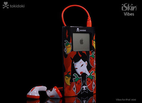 The Superb Tokidoki iSkin Vibes Skins For iPod » image 14