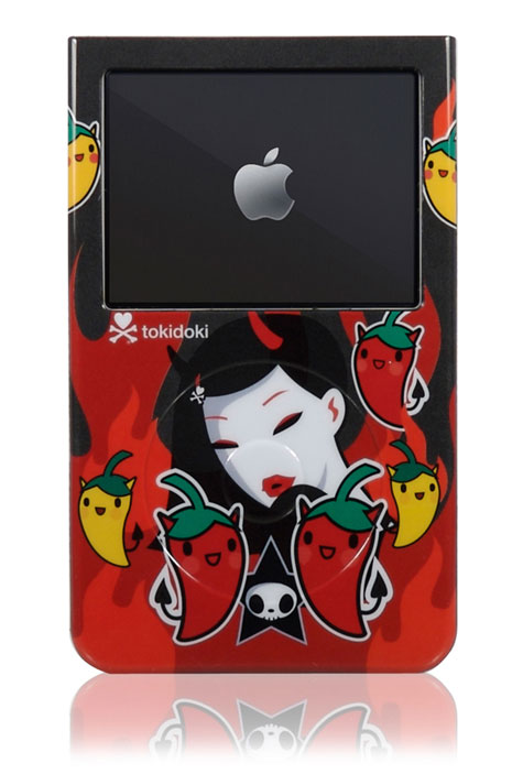 The Superb Tokidoki iSkin Vibes Skins For iPod » image 15