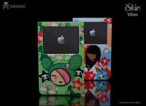 The Superb Tokidoki iSkin Vibes Skins For iPod » image 3