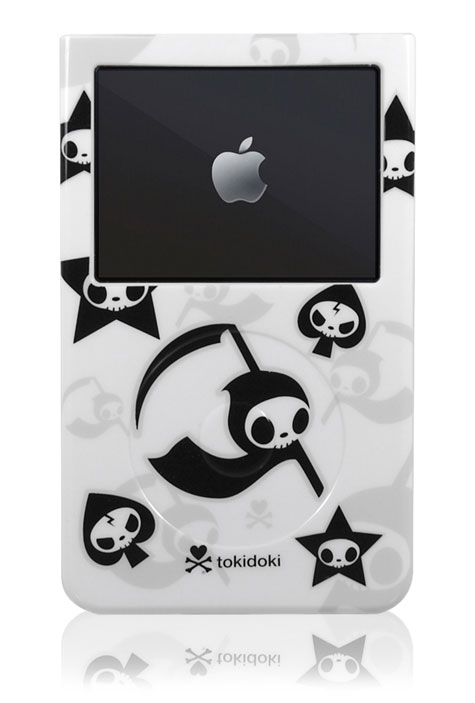 The Superb Tokidoki iSkin Vibes Skins For iPod » image 4