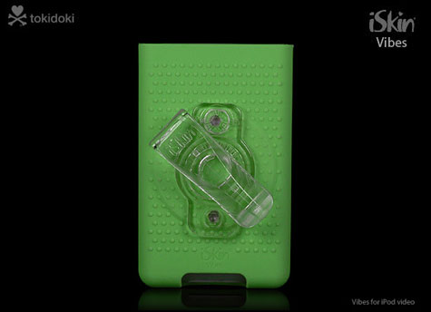 The Superb Tokidoki iSkin Vibes Skins For iPod » image 6