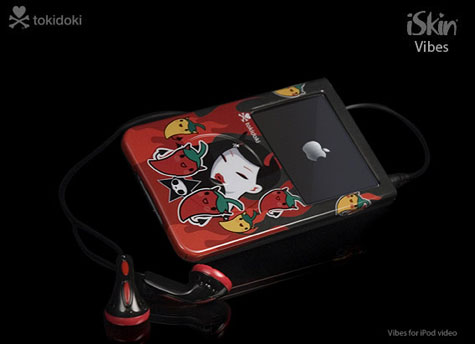 The Superb Tokidoki iSkin Vibes Skins For iPod » image 8