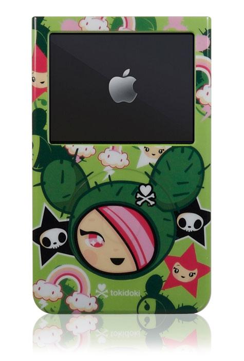 The Superb Tokidoki iSkin Vibes Skins For iPod » image 9