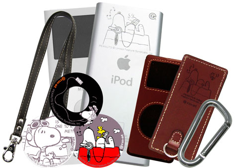 Runat Snoopy iPods » image 1