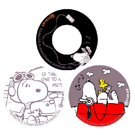 Runat Snoopy iPods » image 3