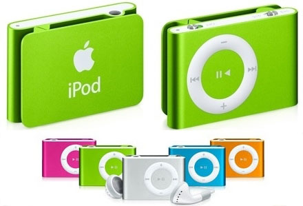 Colorful Apple iPod Shuffle  » image 2