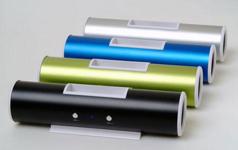 Tube Speaker For iPod » image 1