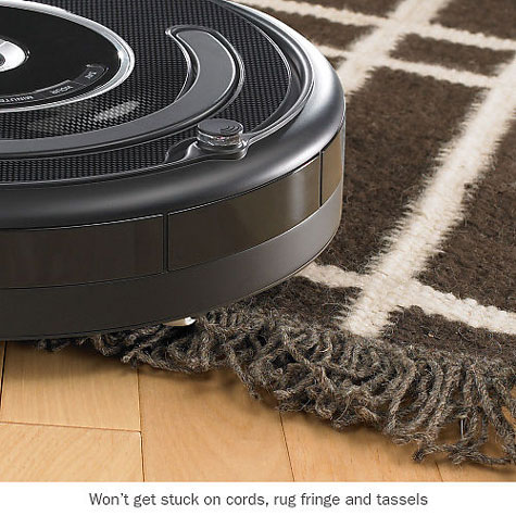 iRobot Roomba® 570 Vacuum Cleaning Robot Full Review and Specifications  » image 2