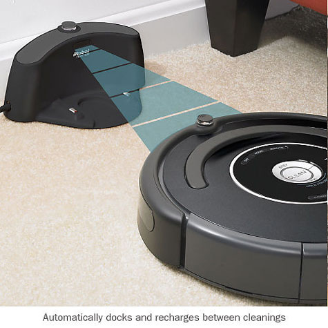 iRobot Roomba® 570 Vacuum Cleaning Robot Full Review and Specifications  » image 3