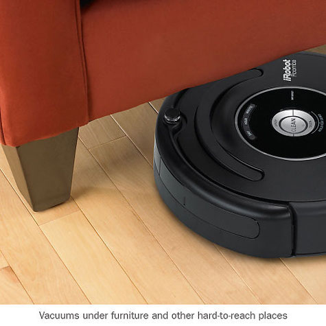 iRobot Roomba® 570 Vacuum Cleaning Robot Full Review and Specifications  » image 4