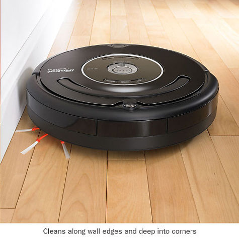 iRobot Roomba® 570 Vacuum Cleaning Robot Full Review and Specifications  » image 5