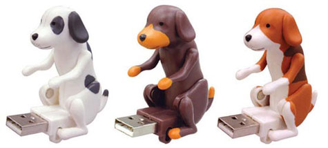 IT Media USB Humping Dog » image 1