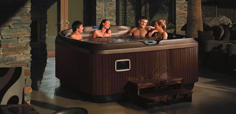 Jacuzzi J400 Bath Tub Made for iPod® Docking Station » image 1