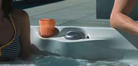 Jacuzzi J400 Bath Tub Made for iPod® Docking Station » image 3