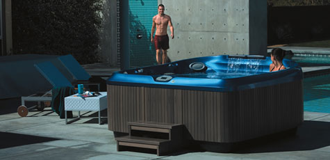 Jacuzzi J400 Bath Tub Made for iPod® Docking Station » image 5