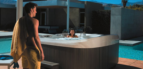 Jacuzzi J400 Bath Tub Made for iPod® Docking Station » image 7