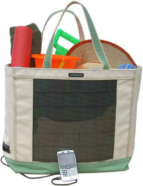 Juice Bag: Solar Beach Tote » image 1