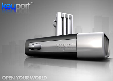 Key Port - The Worlds 1ST Universal Key Fob » image 4