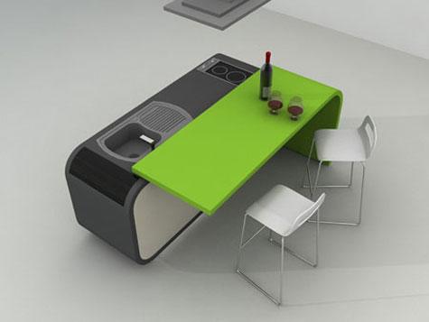 Silverline Kitchen Concept By Fevzi Karaman » image 3