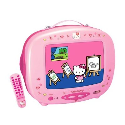 Hello Kitty DVD Player AND TV » image 5