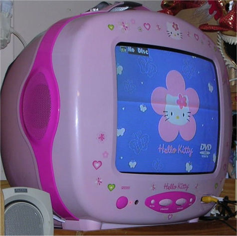 Hello Kitty DVD Player AND TV » image 7