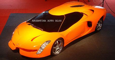 Lamborghini Alar Concept  » image 1