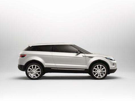 Land Rover LRX Concept  » image 2