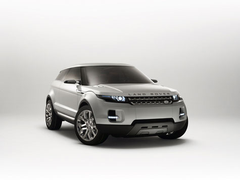 Land Rover LRX Concept  » image 3
