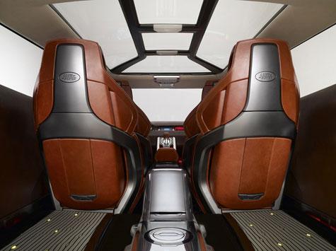 Land Rover LRX Concept  » image 5
