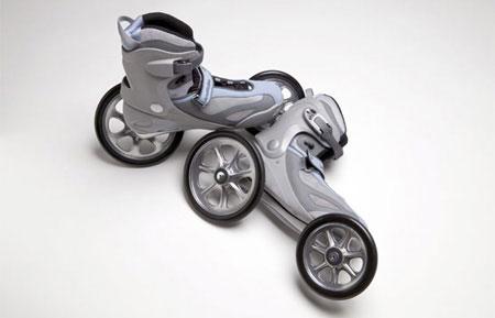 Cool LandRoller Skate » image lr-(1)