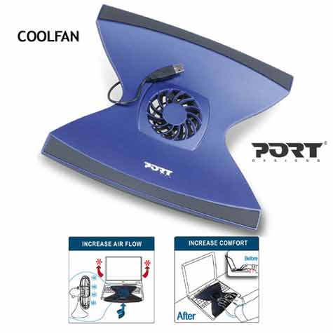 Laptop CoolFan Stand » image 1