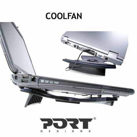 Laptop CoolFan Stand » image 2