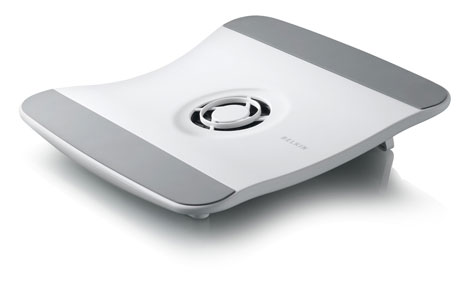 Belkin Cooling Stand Prevents Your Laptop From Overheating » image 1