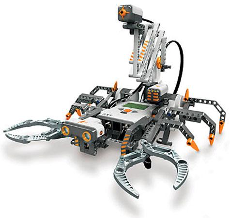 Lego Mindstorms NXT Robot Kit » image 1