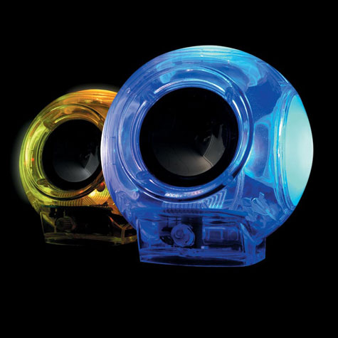 Lightwave Colour Changing Speakers » image 1